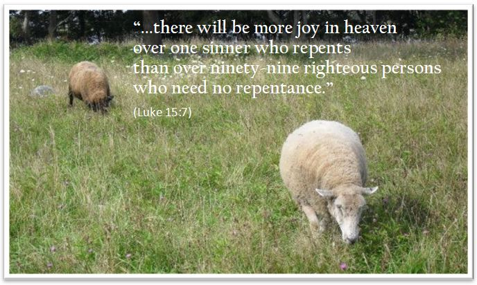 The Call to Repentence